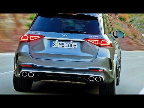 2020 MERCEDES GLE 53 AMG – High-Performance SUV
