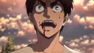 HANNES DEATH | Attack on Titan Season 2 Episode 12 SUBBED
