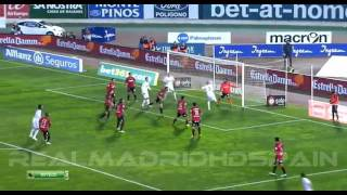 Mallorca vs Real Madrid 1-2 - All Goals & Highlights 14.01.2012