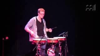 Montreal Drum Fest Framedrum Solo by Florian Alexandru-Zorn
