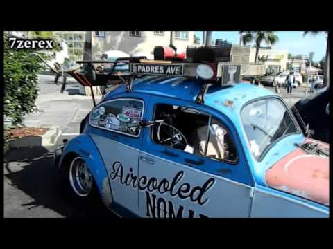 San Diego Air Cooled (VW) Club Endless Summer Classic Car Show 10-3-2015