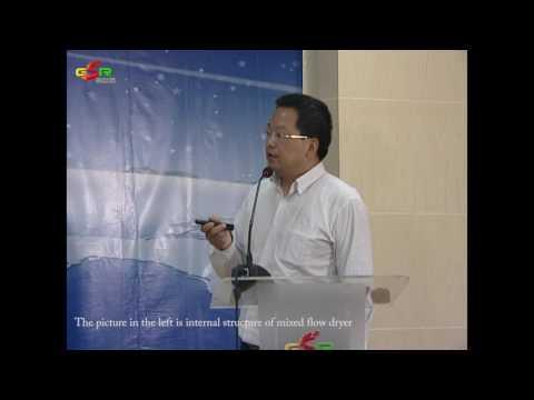 Ventilating and Drying Equipment of Grain Storage