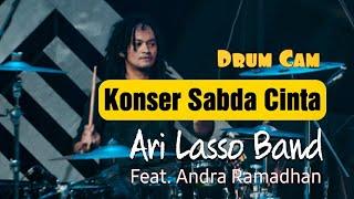 DRUMCAM - ARI LASSO BAND - SOUND CHECK