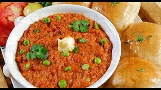 pav bhaji recipe in kannada |mumbai street food | indian fast food recipe
