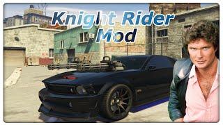 GTA 5 - Knight Rider KITT Mod | installieren Deutsch Tutorial | GTA 5 PC Mods