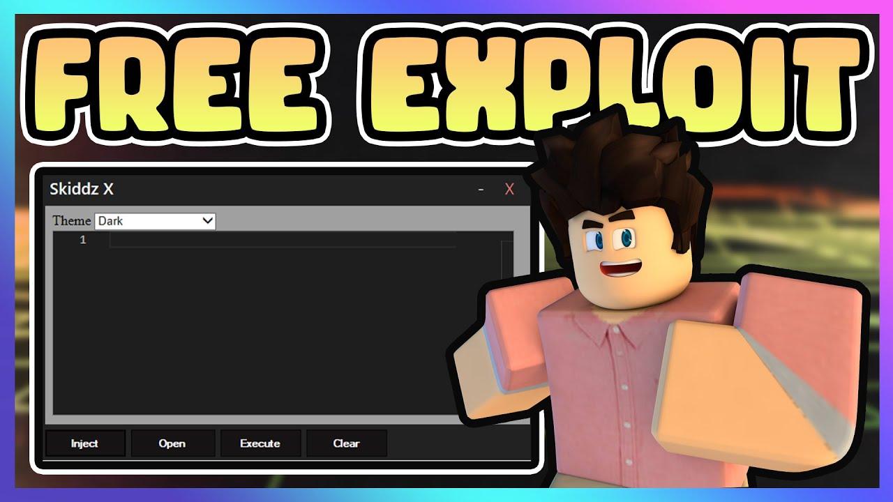Download [INSANE!] NEW FREE ROBLOX EXPLOIT: SKIDDZ (FULL LUA EXECUTOR + NO KEY)