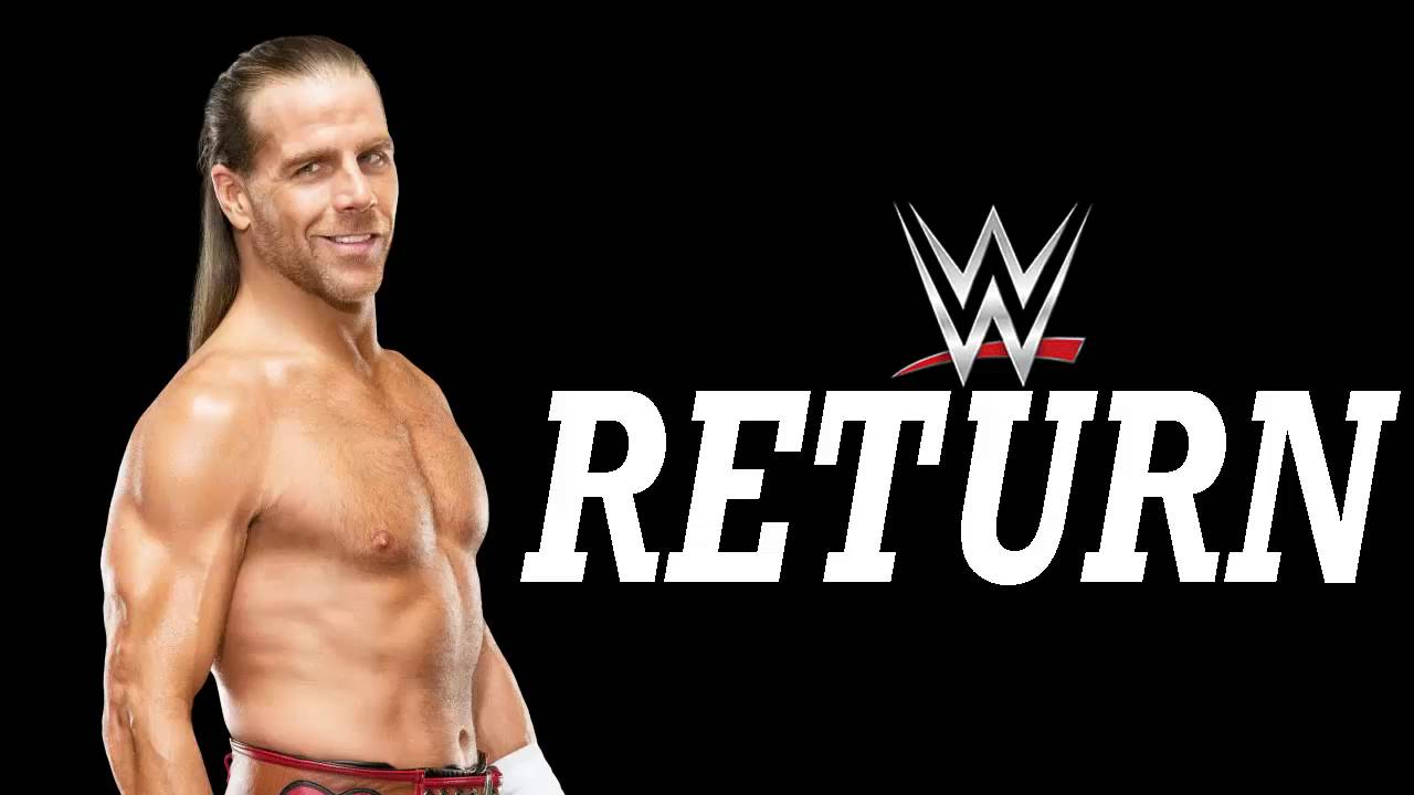 Shawn michaels returning to wwe-6180