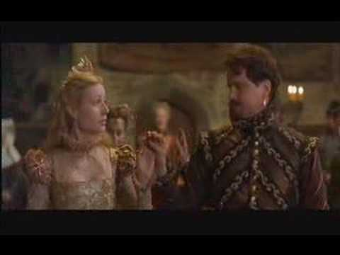 The Dance-Shakespeare in love