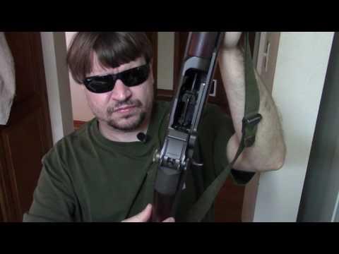 The M1 Garand - A True American Legend