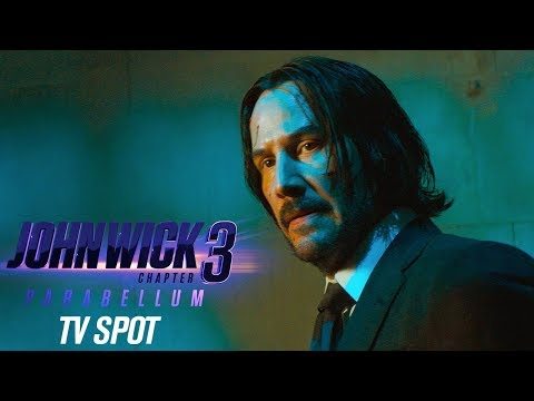 """John Wick: Chapter 3 - Parabellum (2019) Official TV Spot """"Watching"""" - Keanu Reeves, Halle Berry"""