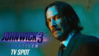 "John Wick: Chapter 3 - Parabellum (2019) Official TV Spot ""Watching"" - Keanu Reeves, Halle Berry"