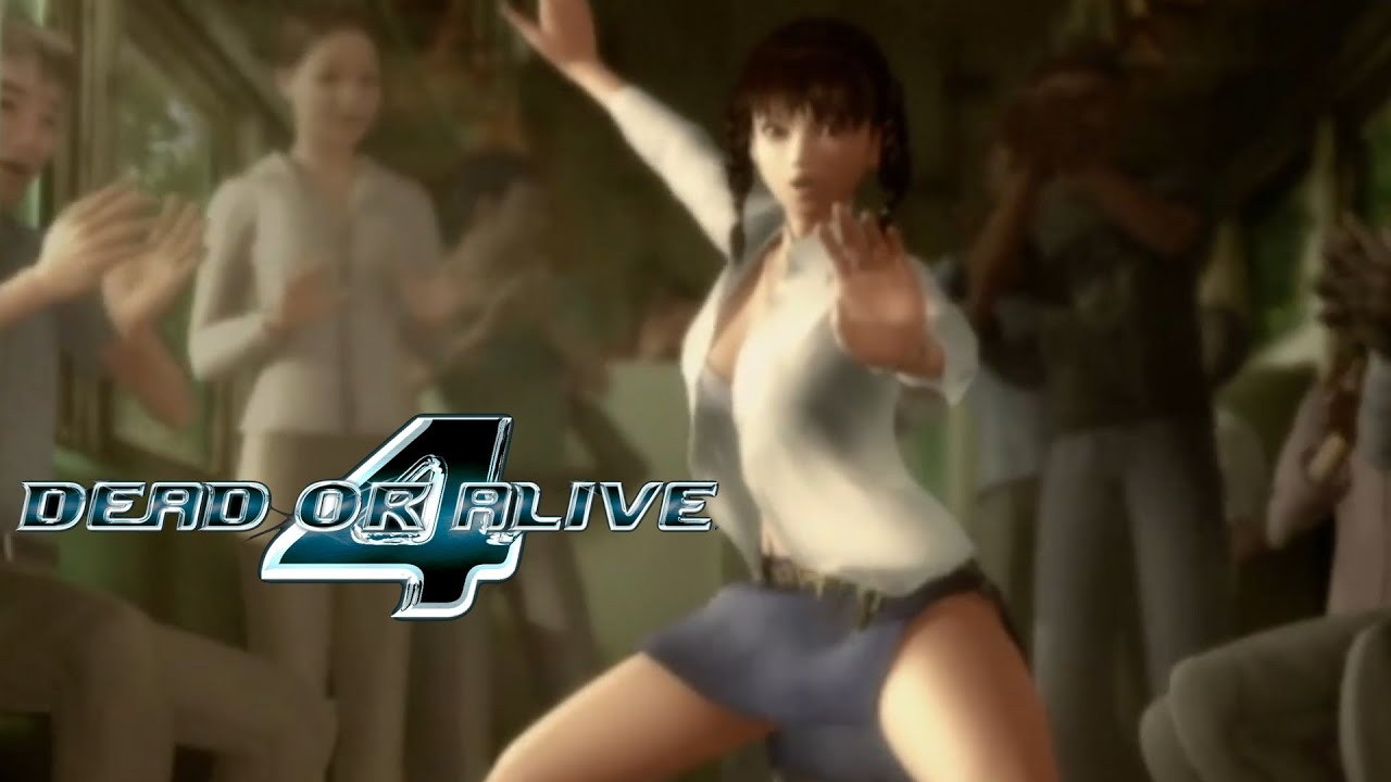 Dead or Alive 4 Leifang Story Playthrough | Dead or Alive 4 Story Playthrough