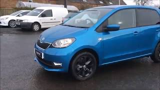 Skoda Citigo COLOUR Edition 1.0 MPI - SD67WZN