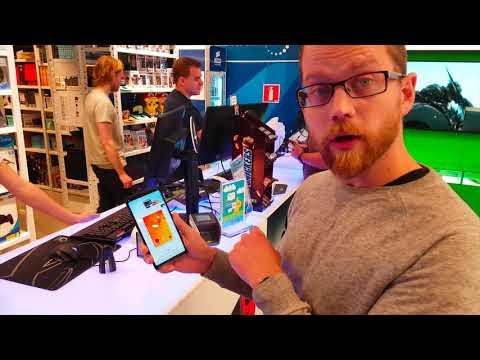 Vi Testar Samsung Pay Med Swedbank-kort