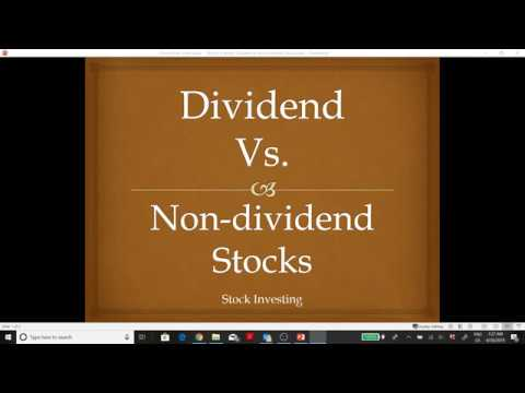 🔥ဘယ္ဟာပိုေကာင္းလဲ?-dividend-vs-non-dividend-stocks-2019.4.30🔥