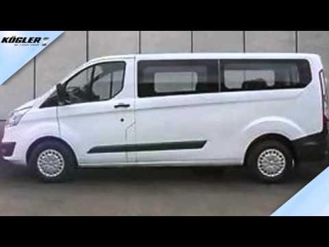 ford transit custom transit custom kombi 300 l2h1 trend 33 youtube. Black Bedroom Furniture Sets. Home Design Ideas