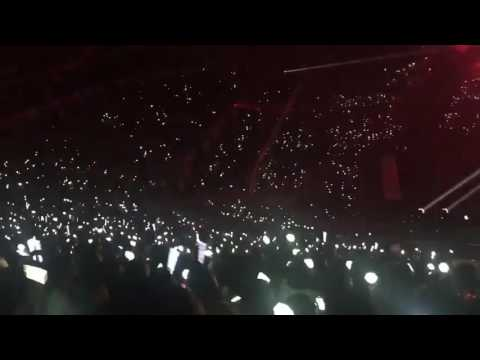 EXO-L CROWD AND FANCHANT DURING MONSTER IN MMA2016