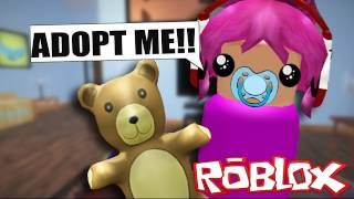 Getting Adopted On Roblox!