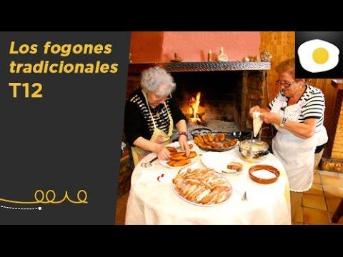 Descubre Los fogones tradicionales T12 | Canal Cocina