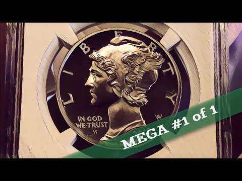 Gold Silver and Palladium its a MEGA return of NGC graded coins #1 of 1 this time!