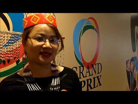 Mizo Cardinal Choir at Asia Pacific Choir Games 2017 (Video Diary)