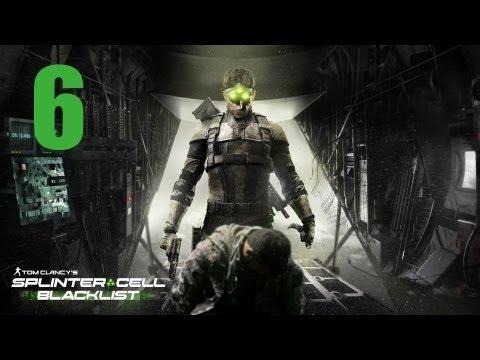 Splinter Cell Blacklist Walkthrough (ITA)-6- Villa del terrore