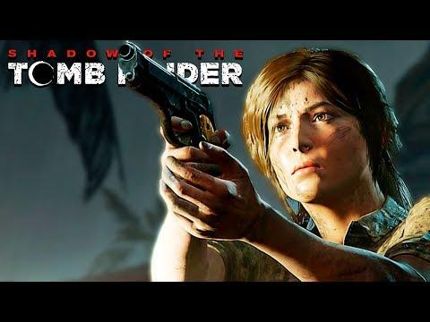 НОВАТА ЛАРА КРОФТ | Shadow of the Tomb Raider #1