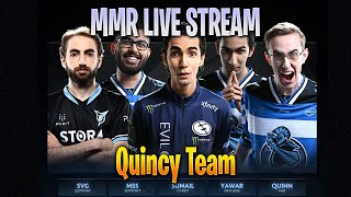 Fear - SumaiL - Yawar - EternalEnvy Gameplay | Live Streaming Ranked 7.22h Patch | Dota 2 Pro MMR