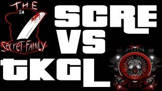 SCRE vs TKGL | Gta V Online | Batalla De Crew | Auto-Aim