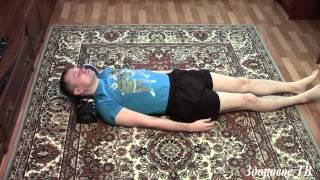 видео Боль в шее и плечевых суставах после прыжков на батуте