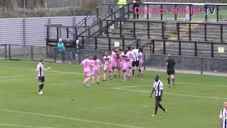 Nathan Green vs Tooting & Mitcham United, Bostik League Premier Division, 26/12/17