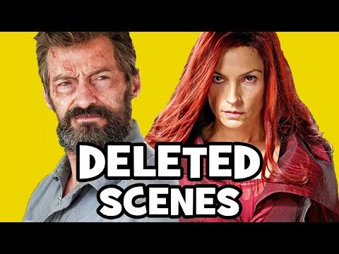 Thumbnail: Logan DELETED SCENES & Rejected Concepts