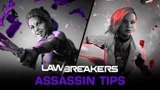 LawBreakers   Assassin: Boss Key Tips