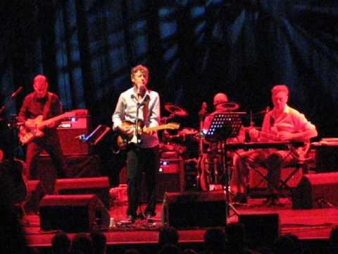 Paul Buchanan (Blue Nile) - Tinseltown in the Rain, Live at the Glasgow Royal Concert Hall
