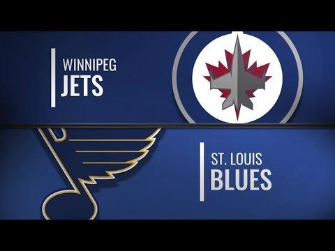 Jets vs Blues   Oct 4,  2018
