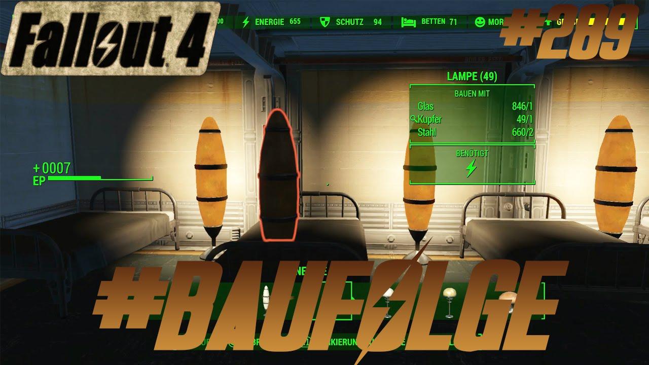 Fallout 4 Vault Bauen