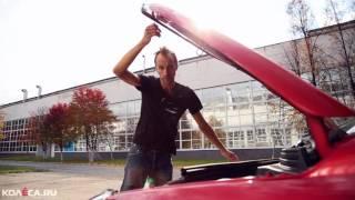 Новая LADA!!!!  Первый тест драйв LADA Vesta от Колёса.RU
