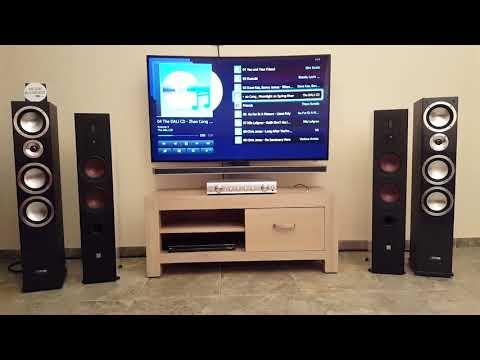 Canton Chrono 509 DC sound test 6