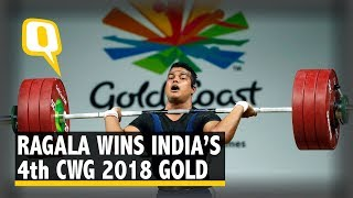 CWG 2018: Weightlifter Rahul Ragala Adds 4th Gold to India's Medal Tally   The Quint