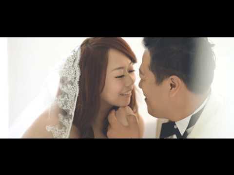 婚紗側拍MV