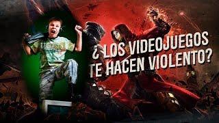 ¿ Los Videojuegos nos hacen violentos? | Pequeña Reflexión