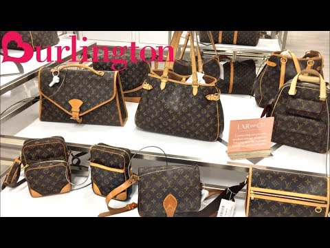 FOUND LOUIS VUITTON AT BURLINGTON!!! Steals And Deals