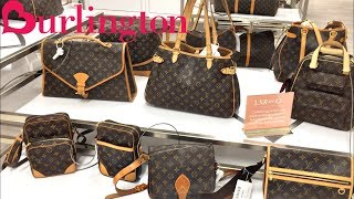 found louis vuitton at burlington steals and deals