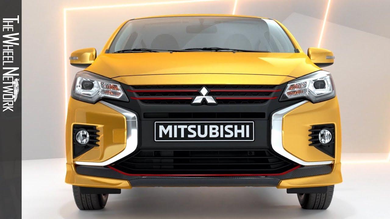 Mitsubishi Space Star Kleinwagen In Weiss Als Neuwagen In Dusseldorf Fur 9 770