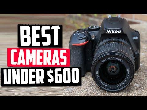 Best Camera Under $600 In 2020 [Top 5 Cameras For Beginners & Intermediates]