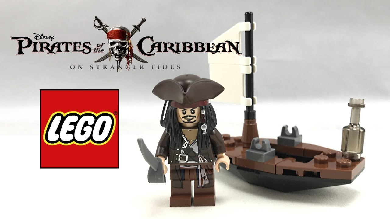 Lego 4184 Disney Pirates Of The Caribbean Black Pearl Ship Jack Sparrow 2020