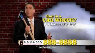 Baton Rouge Big Truck Wreck | Brick Wall | Get Gordon McKernan Injury Attorneys