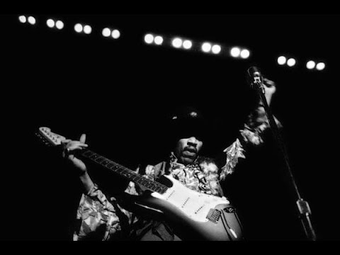 Jimi Hendrix- International Ballroom, Washington Hilton Hote