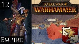 Total War Warhammer Empire Campaign Part 12