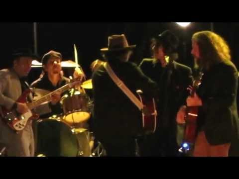 THE WEIGHT - Bob Dylan, Jeff Tweedy, Jim James, Peter Wolf - Americanarama - Hoboken, NJ 07/26/13